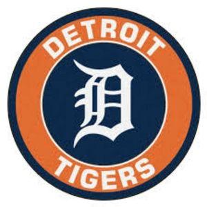 Detroit Tigers Baseball Card lot of 500